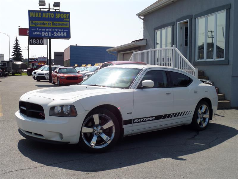 Dodge Charger 2009 4dr Sdn R-T RWD #17-202A
