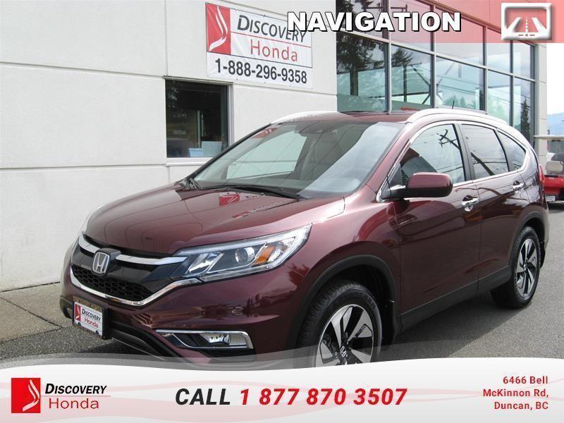 2016 Honda CR-V Touring  - Navigation - $ #17-460A