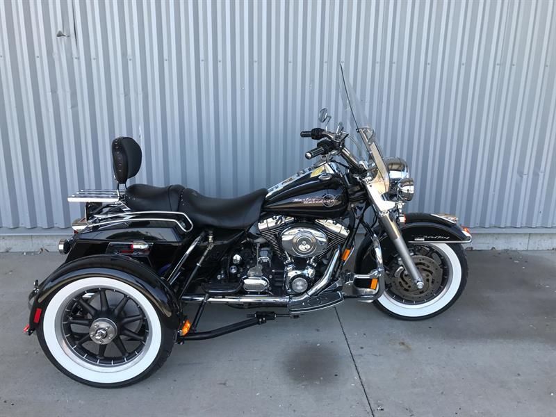 Harley Davidson FLHR 2007