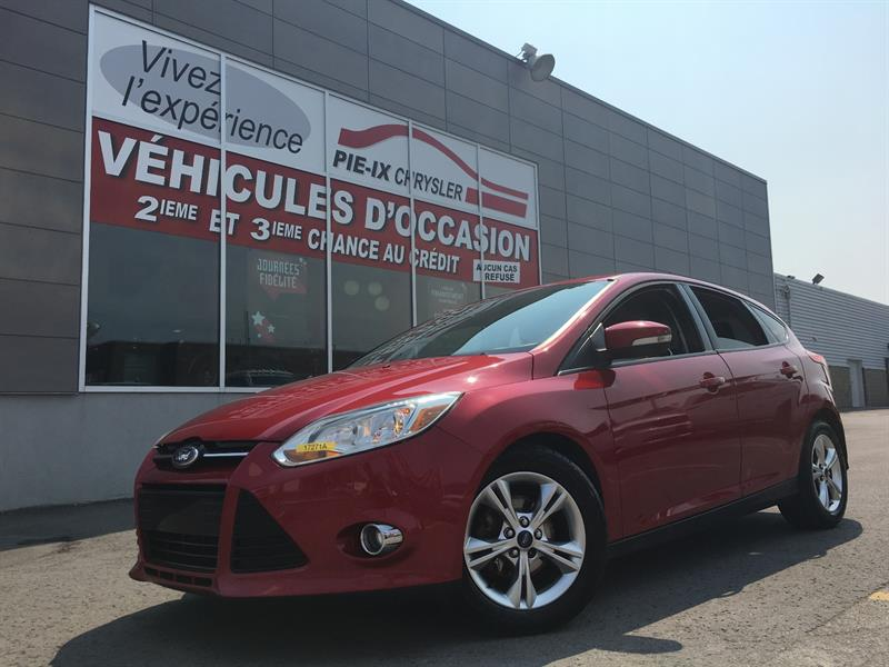 Ford Focus 2012 5dr HB SE+MAGS+A/C+GR.ELEC+WOW! #17271A
