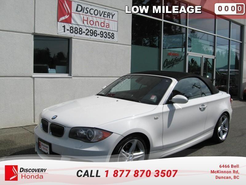 2009 BMW 1 Series Coupe  - $221.12 B/W - Lo #B2560