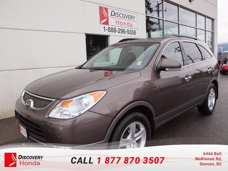 2007 Hyundai Veracruz Limited   - $167.06 B/W #18-001B