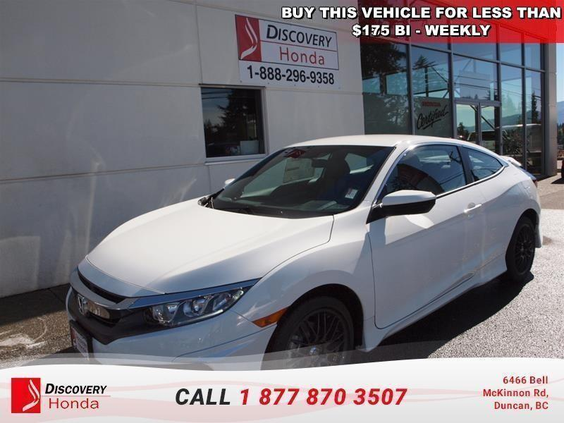 2016 Honda Civic Coupe LX   - Bluetooth -  Heate #16-413