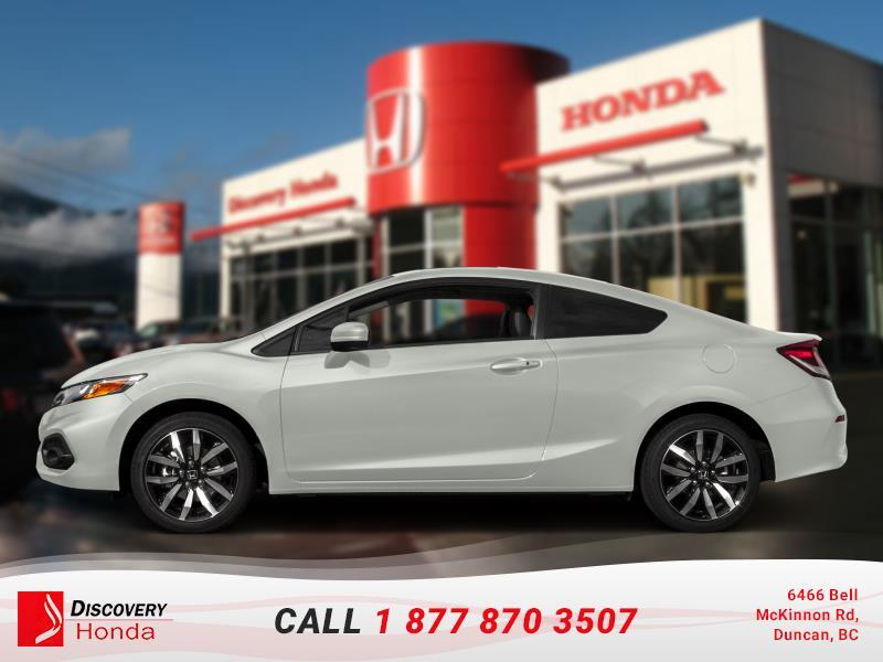 2015 Honda Civic Coupe EX-T   - $183.39 B/W #35-207