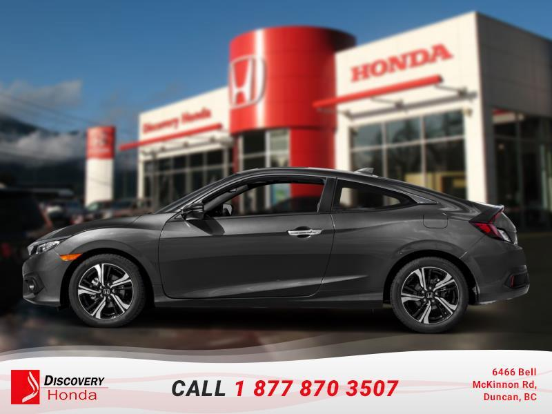 2017 Honda Civic Coupe Touring  - Navigation -   #17-388