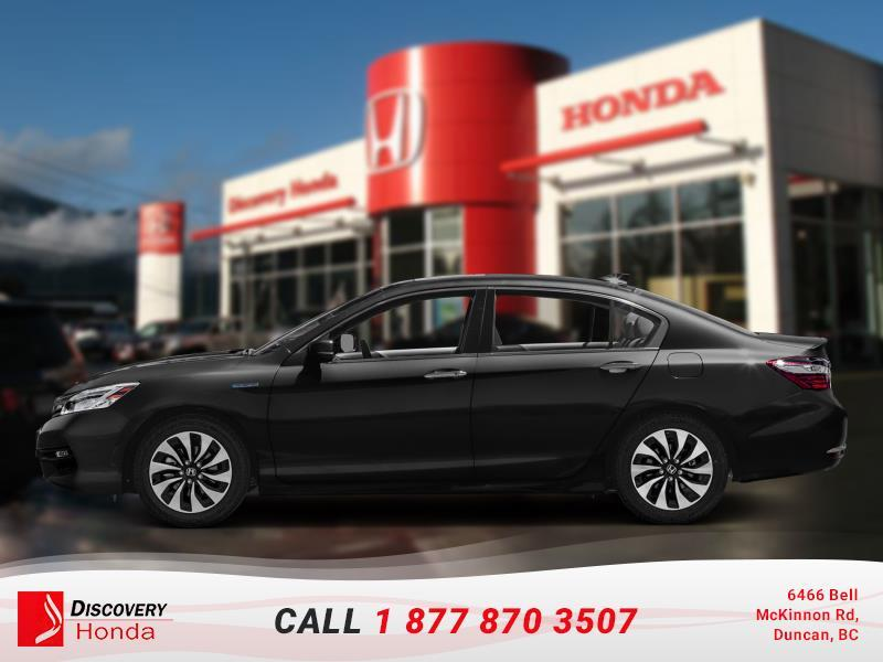 2017 Honda Accord Sedan Touring  - Navigation -   #17-473