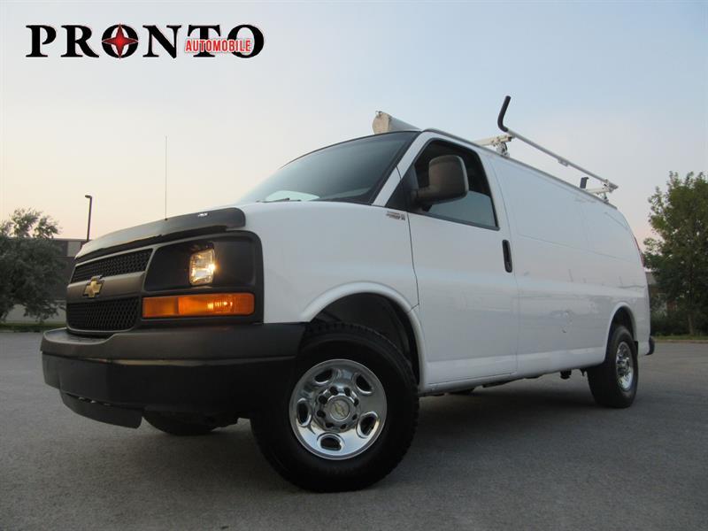 Chevrolet Express Cargo Van 2012 2500 ** Full rack ** Voir équipement! ** #3434