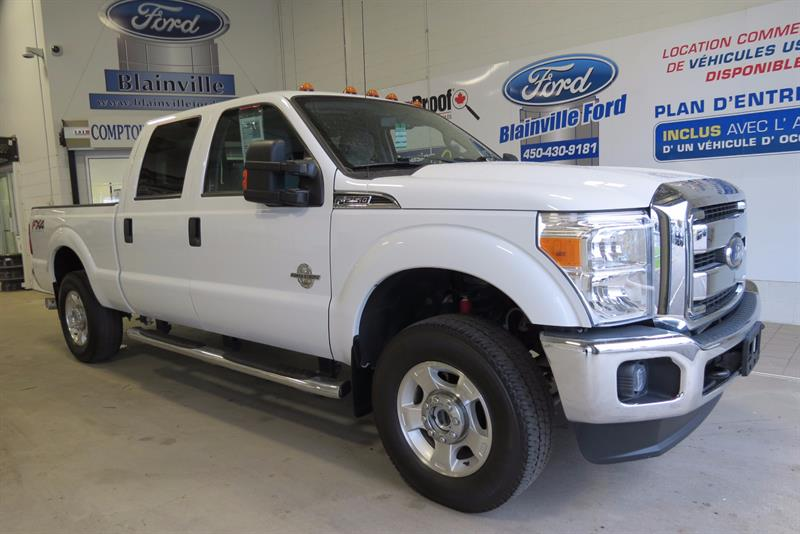 Ford Super Duty F-250 SRW 2015 SUPER DUTY XLT 6.7L DIESEL #170652A