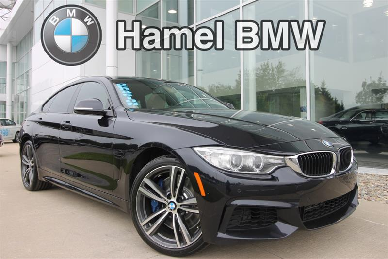 BMW 4 Series 2015 4dr Sdn 435i xDrive AWD Gran Coupe FINANCEMENT 0,9 #U17-202