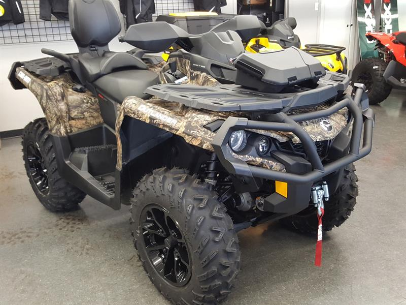 Can-am Outlander Max 850 XT 2017