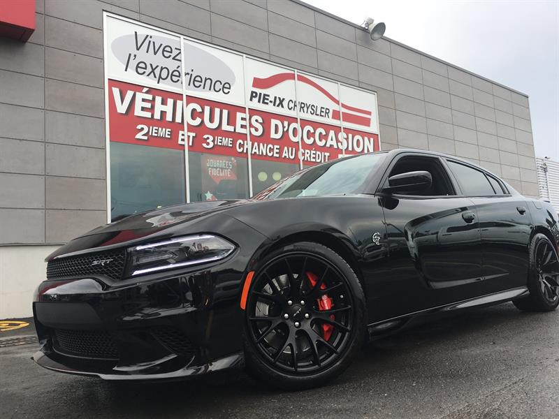 Dodge Charger 2016 HELLCAT+707HP+CUIRE+TOIT+GPS+WOW #17669A