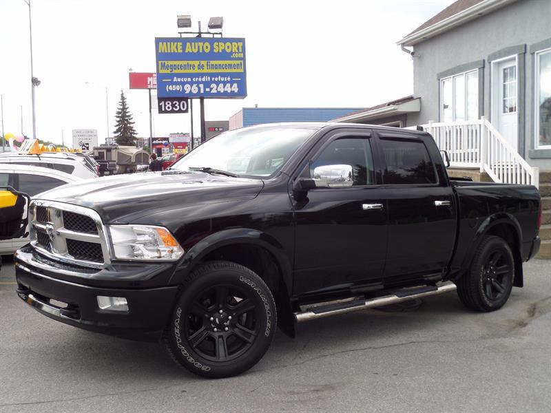 Ram 1500 2012 Laramie