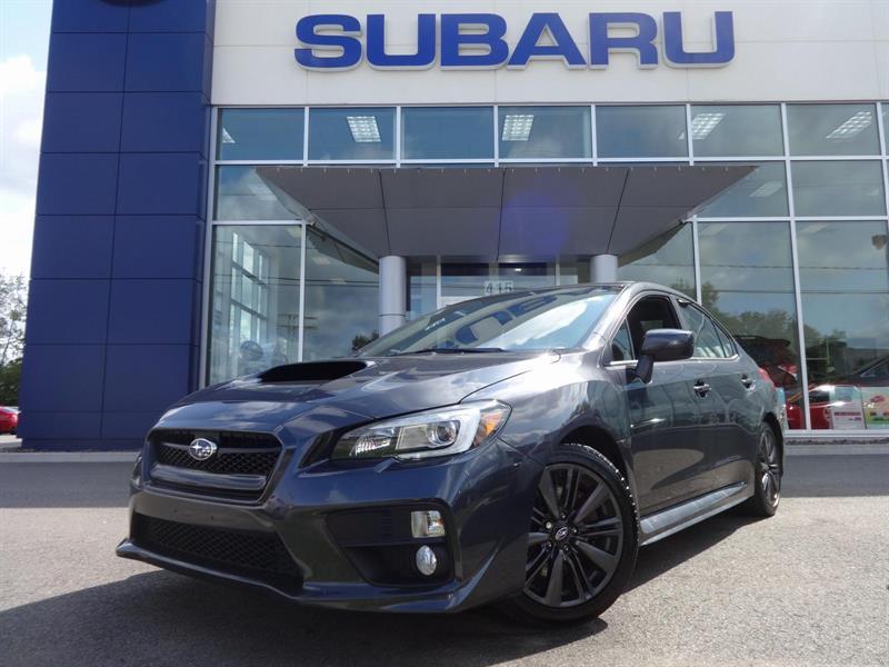 Subaru WRX  TOIT OUVRANT 2015 w/Sport Pkg #A1889