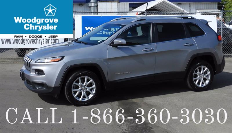 2015 Jeep Cherokee FWD 4dr North #W521656B
