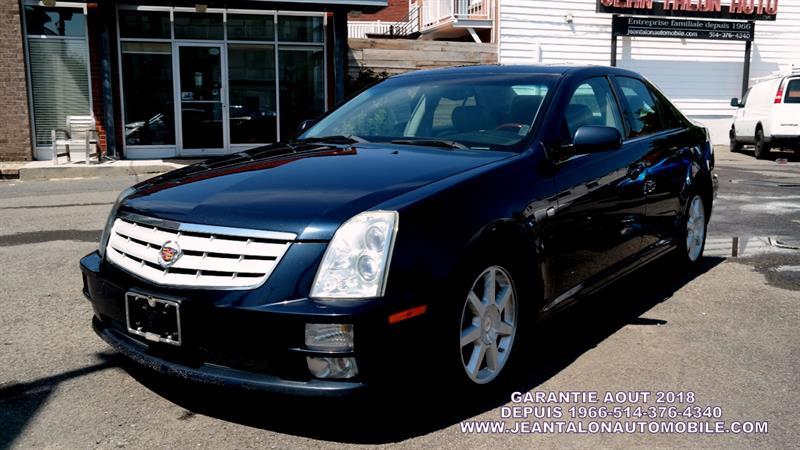 Cadillac STS 2007 V6 #CA07BLX
