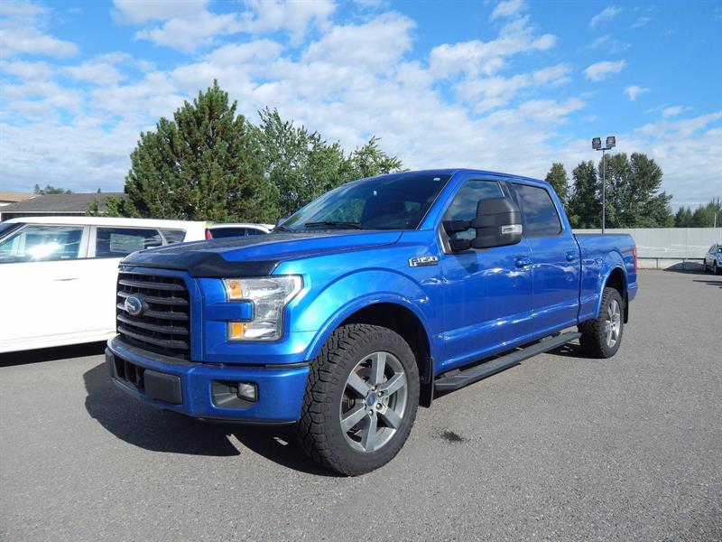 2015 Ford F-150 XLT #17127A