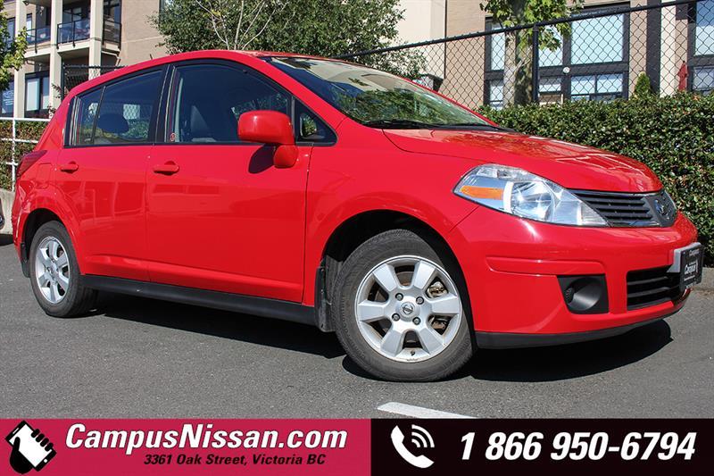 2009 Nissan Versa SL #JN2619A
