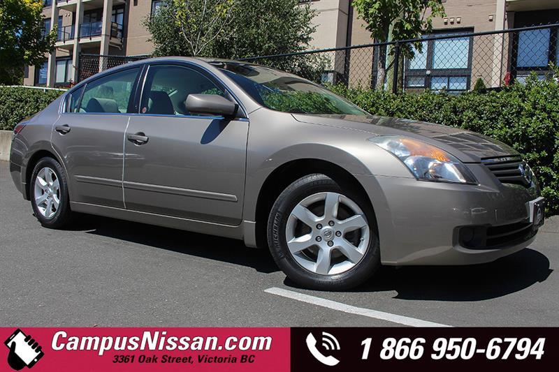 2007 Nissan Altima 2.5 S Sedan #7-P201A