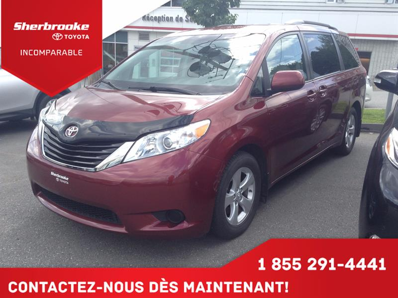 Toyota Sienna 2014 LE 8-Pass FWD #71215-1