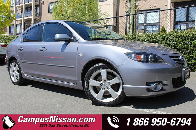 2005 Mazda MAZDA3 GS Sport  #JN2546A