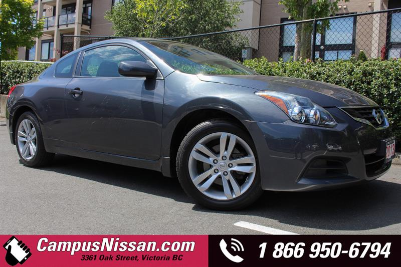 2013 Nissan Altima Coupe 2.5 S #JN2592
