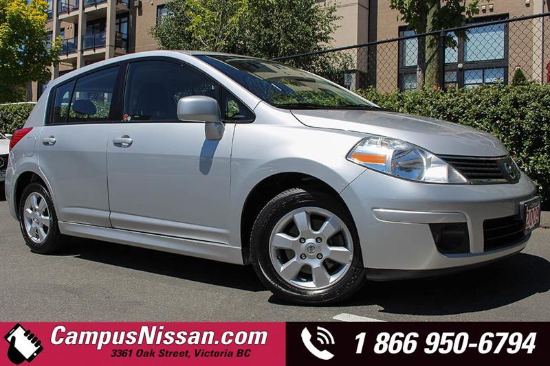 2009 Nissan Versa 1.8 S Hatchback #A7287