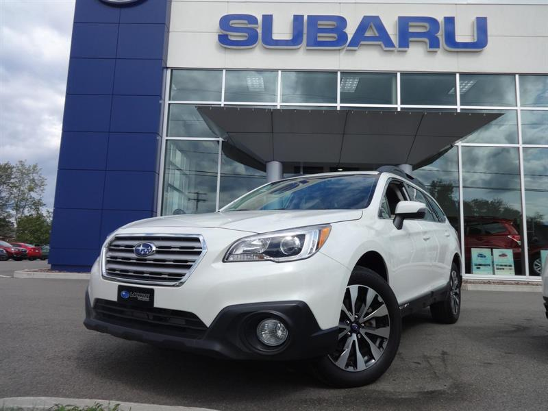Subaru Outback 2015 3.6R  CUIR ,TOIT OUVRANT GPS LIMITED TECH #A1844