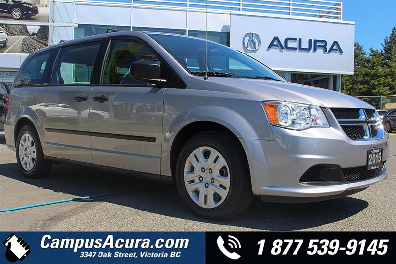 2015 Dodge Grand Caravan 4dr Wgn Canada Value Package #17-7270A