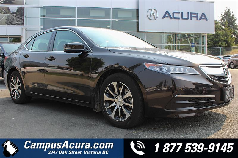 2015 Acura TLX 4dr Sdn FWD Tech #AC0728