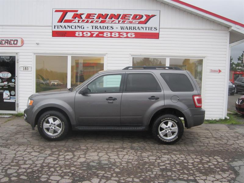 2012 Ford Escape FWD 4dr XLT #094557