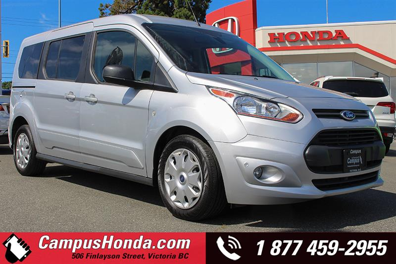 2016 Ford Transit Connect Wagon XLT 5DR Auto #J0163
