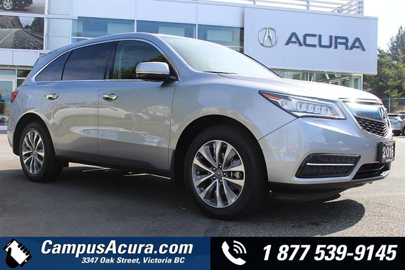 2016 Acura MDX SH-AWD 4dr Nav Pkg #AC0732