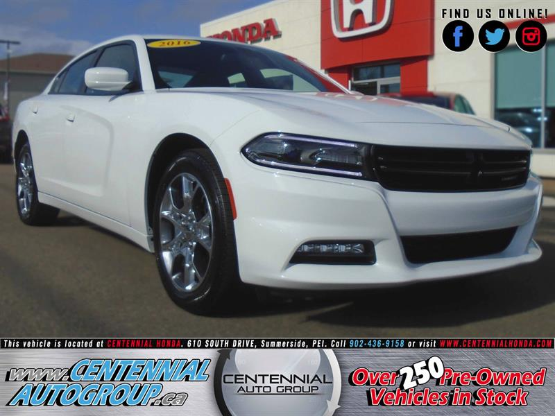 2016 Dodge Charger SXT | 3.6L | V6 | Navi | Bluetooth #U1581
