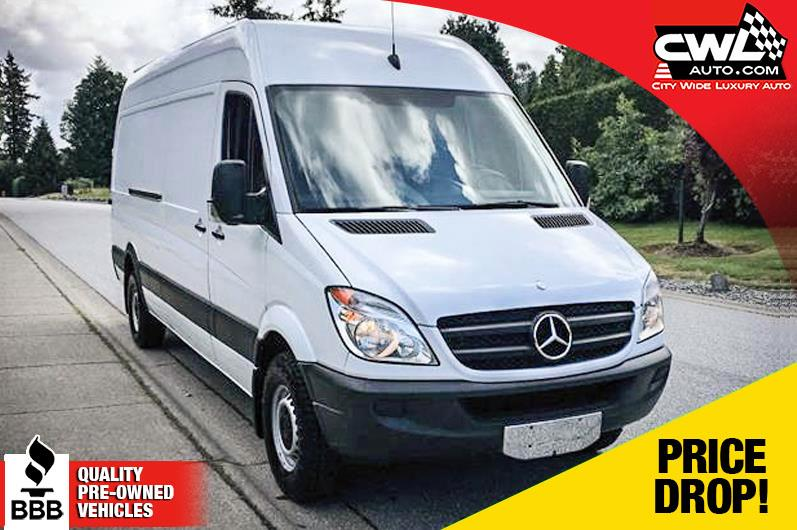 2013 Mercedes-Benz Sprinter 2500 Cargo HighRoof 170 3.0 V6 #AU740347