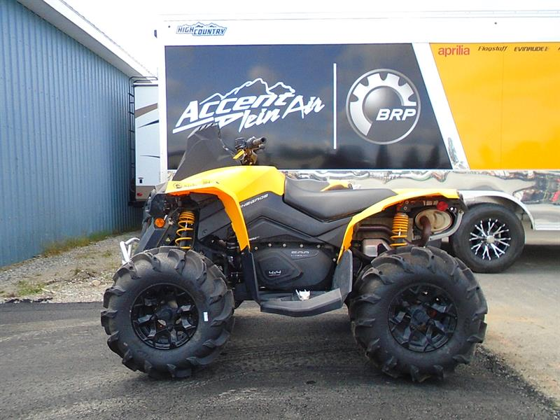 Can-am Renegade 500 2015