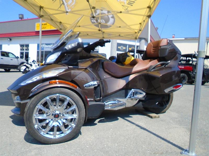 Can-am Spyder RT 2013