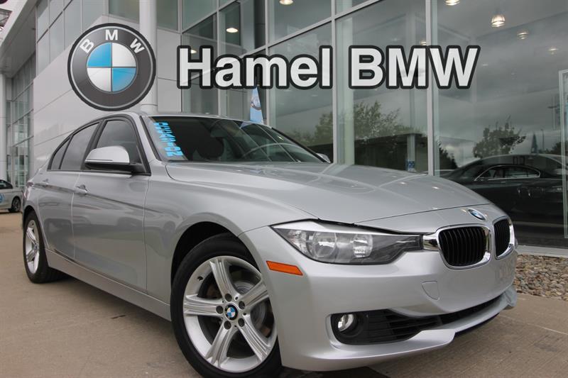 BMW 3 Series 2013 4dr Sdn 328i xDrive AWD PNEUS D'HIVER INCLUS #U17-184