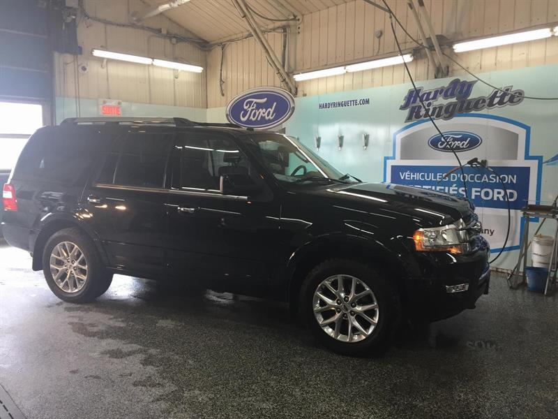 Ford Expedition 2017 Limited #31407A