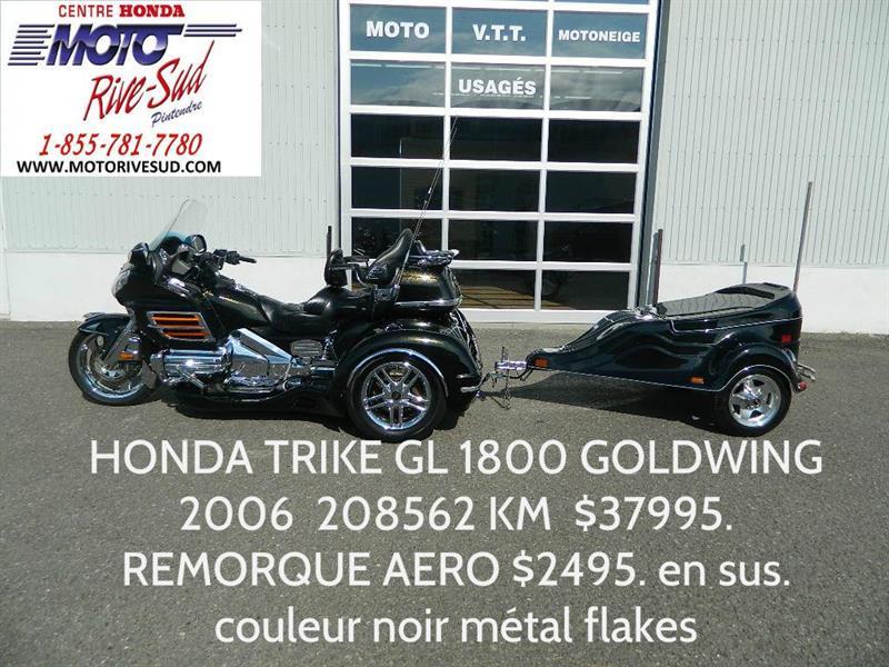 Trike Honda GL 1800 GOLDWING 2006