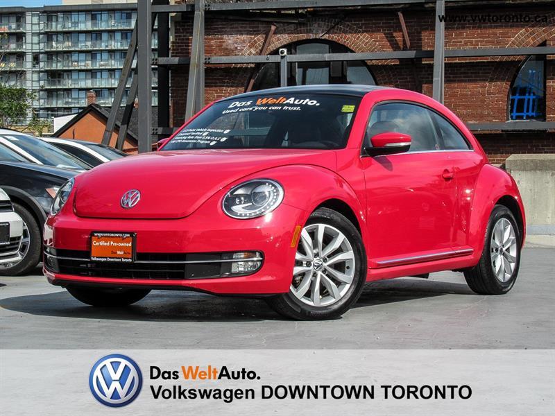 2015 Volkswagen Beetle 1.8T COMFORTLINE APPEARANCE PKG #P2473