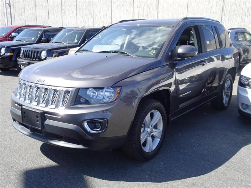 2016 Jeep Compass Sport #17UP320