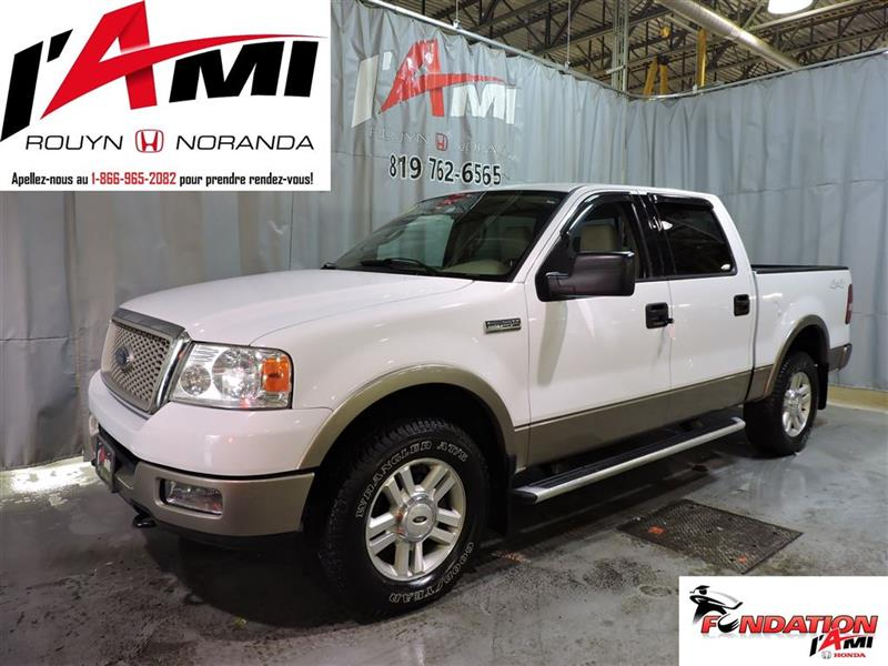 Ford F-150 2004 Lariat CUIR TOIT OUVRANT #92868B
