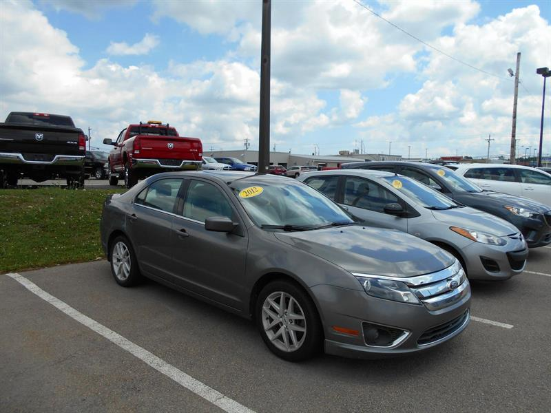 2012 Ford Fusion 2.5 SEL #M17-198A