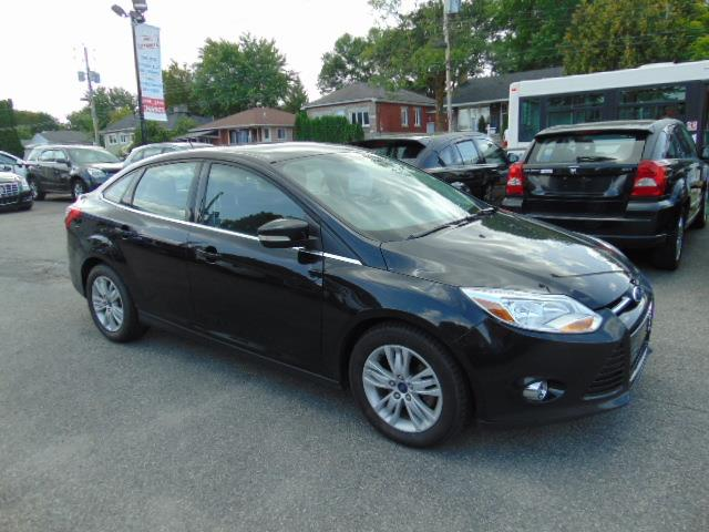 Ford Focus 2012 4dr Sdn SEL #A444