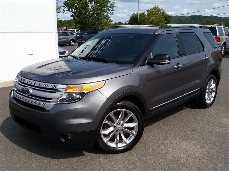 Ford Explorer 2014 XLT 4WD  #17603A