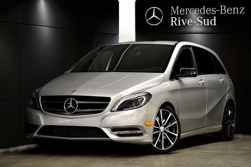 Mercedes-Benz B-Class B250 Sports Tourer 2013