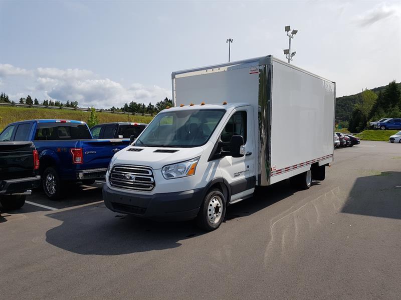 Ford Transit Cutaway 2016 T-350 156 9950 GVWR DRW #316 150
