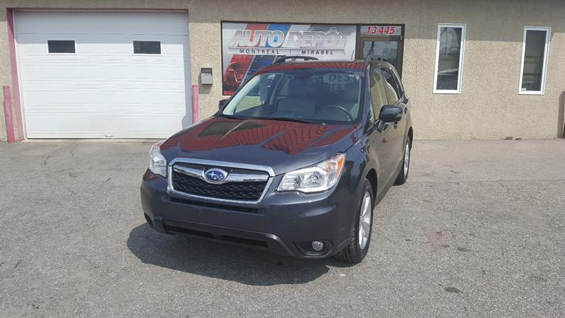 Subaru Forester 2014  2.5i Touring Eye sight, NAV, CUIR , TOIT PANO #5945