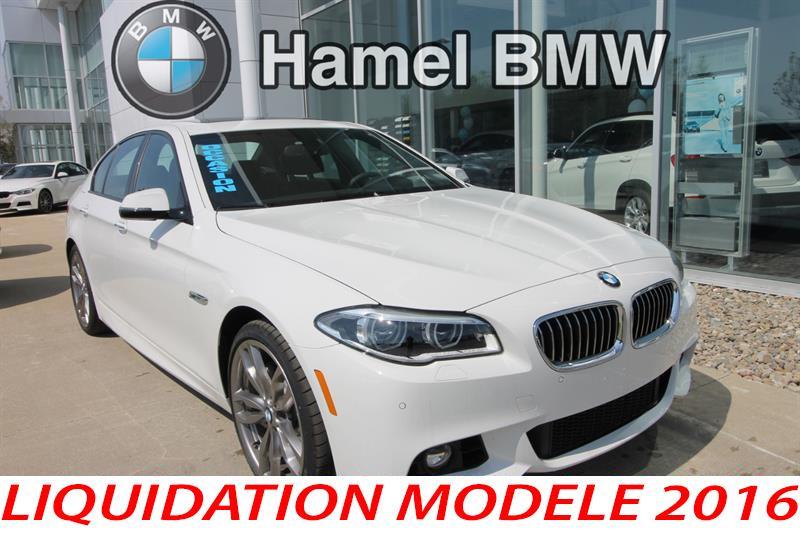 BMW 535i Xdrive 2016 4dr Sdn 535i xDrive #n16-755