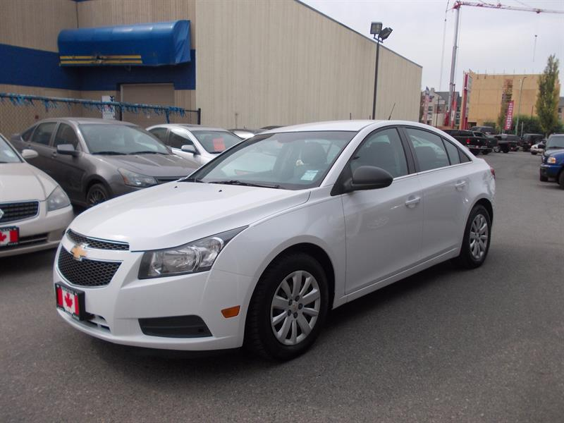 2011 Chevrolet Cruze 4dr Sdn LS+  #N0055